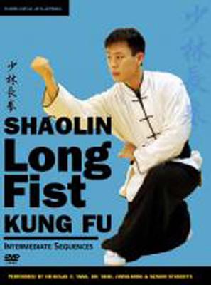 Shaolin Long Fist Kung Fu: Intermediate Sequences (DVD)