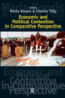 Economic and Political Contention in Comparative Perspective (Paperback)