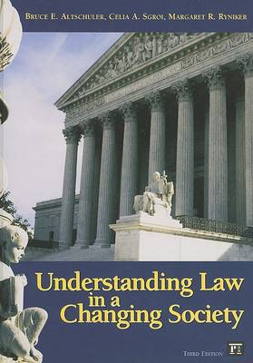 Understanding Law in a Changing Society (Paperback)
