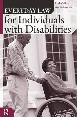 Everyday Law for Individuals with Disabilities (Paperback)
