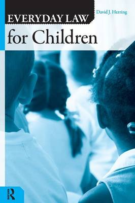 EVERDAY LAW FOR CHILDREN (Q) (Paperback)