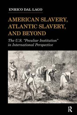 """American Slavery, Atlantic Slavery, and Beyond: The U.S. """"Peculiar Institution"""" in International Perspective - United States in the World (Paperback)"""