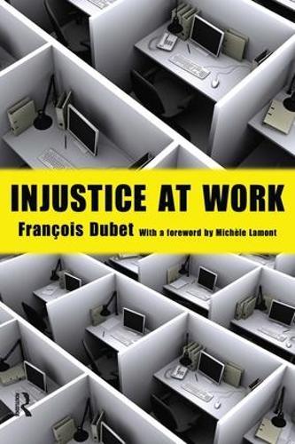 Injustice at Work (Paperback)