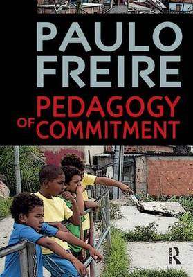 Pedagogy of Commitment (Hardback)
