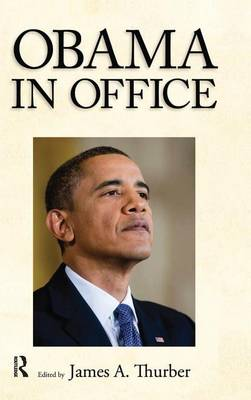 Obama in Office: The First Two Years (Hardback)