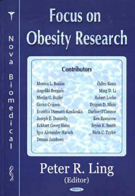 Focus on Obesity Research (Hardback)