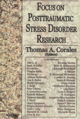 Focus on Post-Traumatic Stress Disorder Research (Hardback)