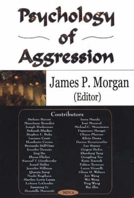 Psychology of Aggression (Hardback)