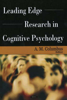 Leading Edge Research in Cognitive Psychology (Hardback)