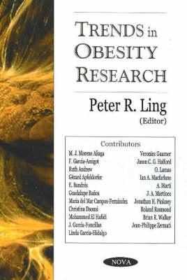 Trends in Obesity Research (Hardback)