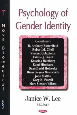 Psychology of Gender Identity (Hardback)