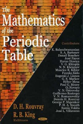 Mathematics of the Periodic Table (Hardback)