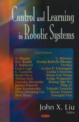 Control & Learning in Robotic Systems (Hardback)