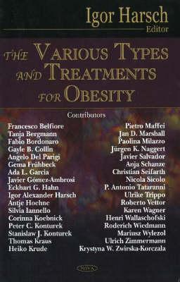 Various Types & Treatments for Obesity (Hardback)