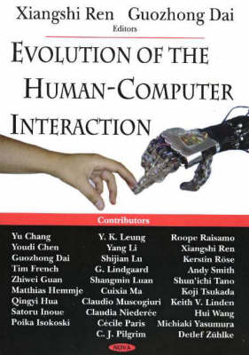 Evolution of the Human-Computer Interaction (Hardback)
