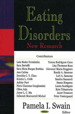 Eating Disorders: New Research (Hardback)