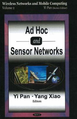 Ad Hoc & Sensor Networks (Hardback)