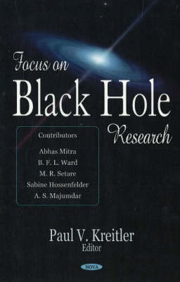 Focus on Black Hole Research (Hardback)