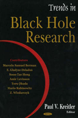 Trends in Black Hole Research (Hardback)