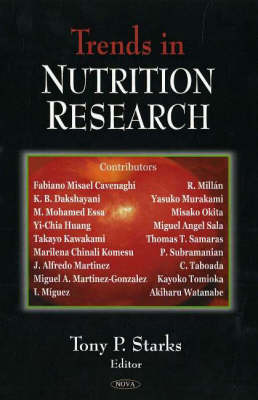 Trends in Nutrition Research (Paperback)