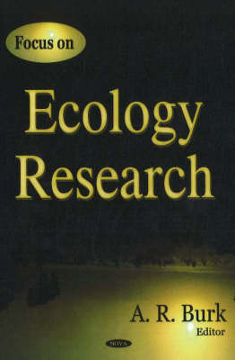 Focus on Ecology Research (Hardback)