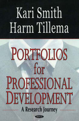 Portfolios for Professional Development: A Research Journey (Paperback)