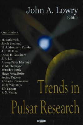 Trends in Pulsar Research (Hardback)