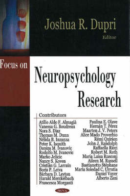 Focus on Neuropsychology Research (Hardback)