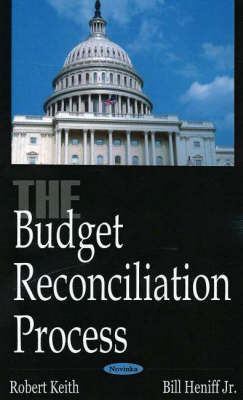 Budget Reconciliation Process (Paperback)