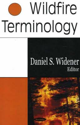 Wildfire Terminology (Paperback)