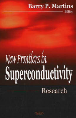New Frontiers in Superconductivity Research (Hardback)