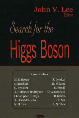 Search for the Higgs Boson (Hardback)