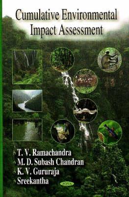 Cumulative Environmental Impact Assessment (Hardback)