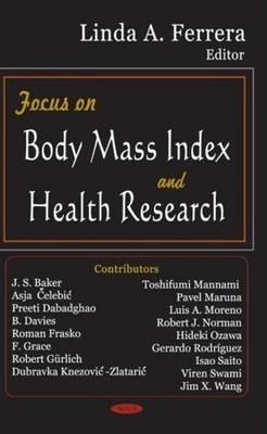 Focus on Body Mass Index & Health Research (Hardback)