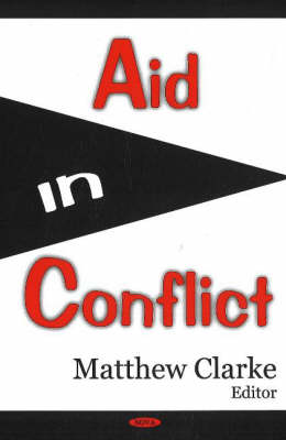 Aid in Conflict (Hardback)