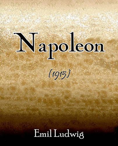 Napoleon (1915) (Paperback)