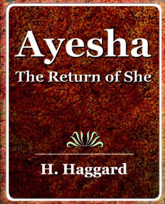 Ayesha - 1903 (Paperback)