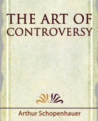 The Art of Controversy - 1921 (Paperback)