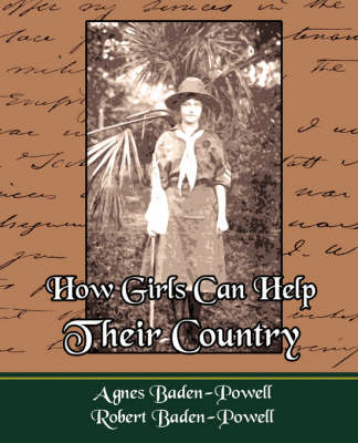 How Girls Can Help Their Country (Paperback)