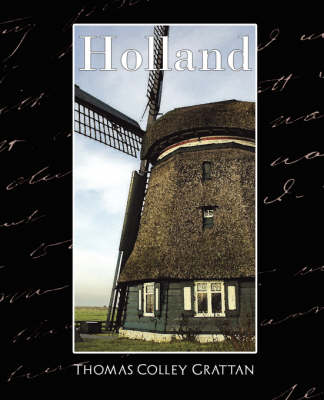 Holland - The History of Netherlands (New Edition) (Paperback)