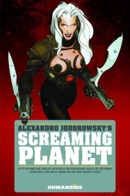 Jodorowsky's Screaming Planet (Hardback)