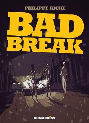Bad Break (Hardback)