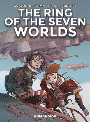 The Ring Of The Seven Worlds (Paperback)