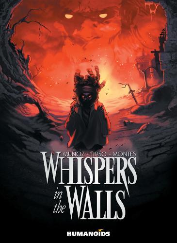 Whispers In The Walls (Paperback)