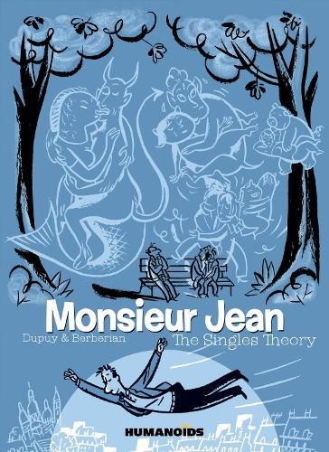 Monsieur Jean: The Singles Theory (Hardback)