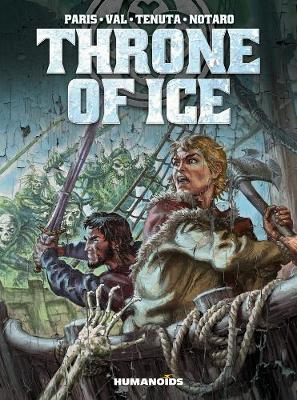 Throne Of Ice (Hardback)