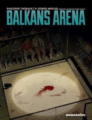 Balkans Arena (Hardback)