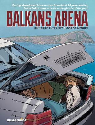 Balkans Arena (Paperback)