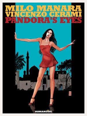Pandora's Eyes (Hardback)