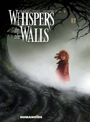 Whispers In The Walls (Hardback)